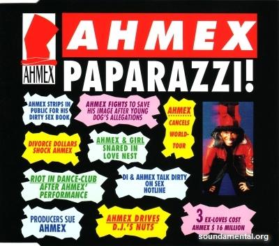 Ahmex - Paparazzi! / Copyright Ahmex