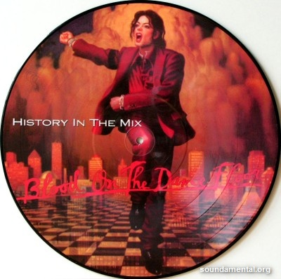 Michael Jackson - Blood on the dance floor / HIStory in the mix / Copyright Michael Jackson