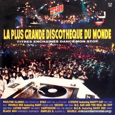 Various Artists - La Plus Grande Discothèque Du Monde (Vol. 01) / Copyright Touch Of Gold