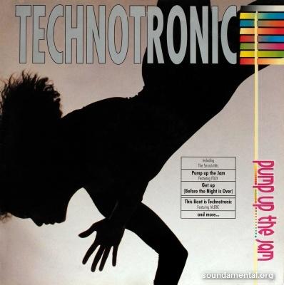 Technotronic - Pump up the jam / Copyright Technotronic