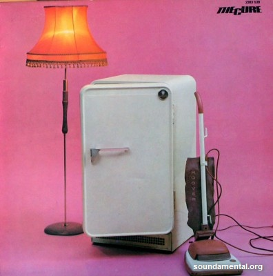 The Cure - Three imaginary boys / Copyright The Cure