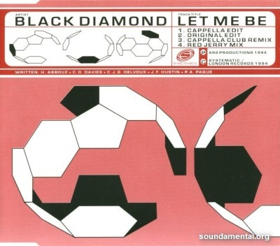 Black Diamond - Let me be / Copyright Black Diamond
