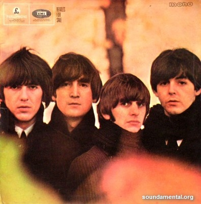 The Beatles - Beatles for sale / Copyright The Beatles