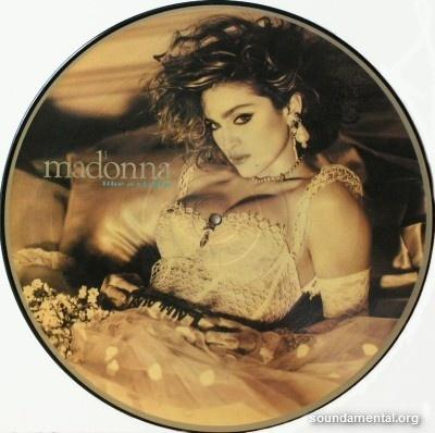 Madonna - Like a virgin (Edition limitée) / Copyright Madonna