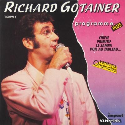 Richard Gotainer - Programme Plus (Vol. 01) / Copyright Richard Gotainer