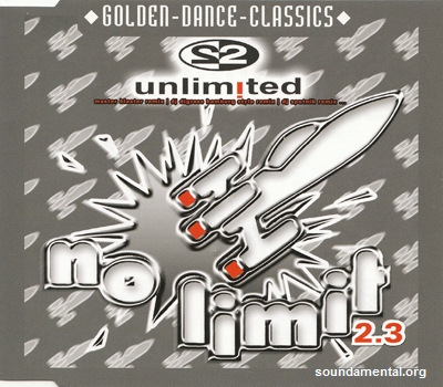 2 Unlimited - No limit 2.3 / Copyright 2 Unlimited