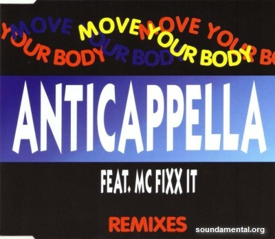 Copyright Anticappella