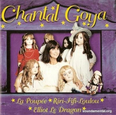 Chantal Goya - La poupée / Riri Fifi Loulou / Copyright Chantal Goya
