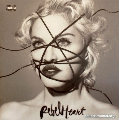 Madonna - Rebel heart / Copyright Madonna