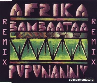 Afrika Bambaataa - Pupunanny (Remix) / Copyright Afrika Bambaataa