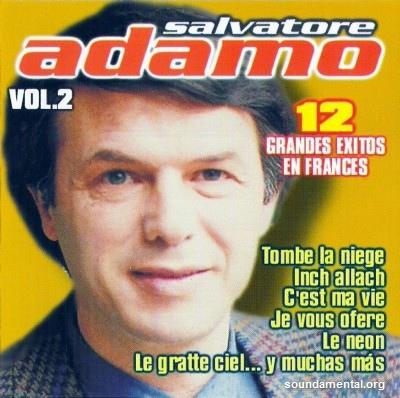 Adamo - Salvatore Adamo / Copyright Adamo
