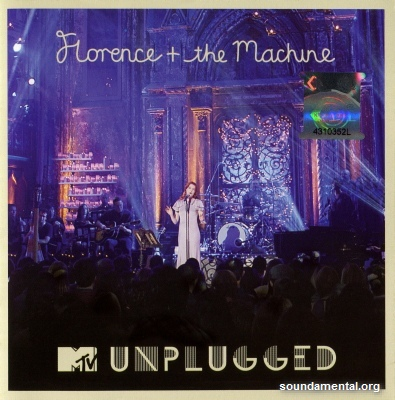 Florence + The Machine - MTV Unplugged / Copyright Florence + The Machine