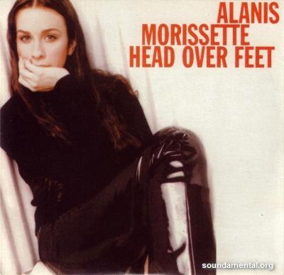 Alanis Morissette - Head over feet / Copyright Alanis Morissette