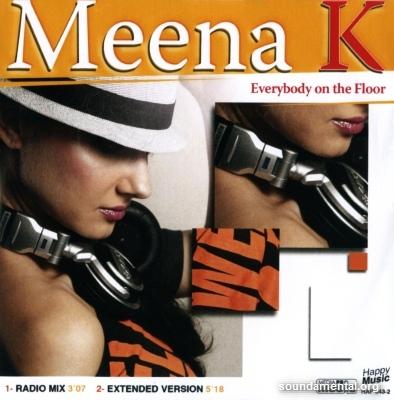Meena K - Everybody on the floor / Copyright Meena K.