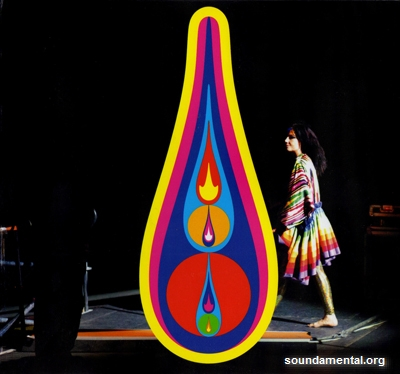 Björk - Voltaïc (Songs from the Volta Tour / The Volta Tour live in Paris & Reykjavik) / Copyright Björk