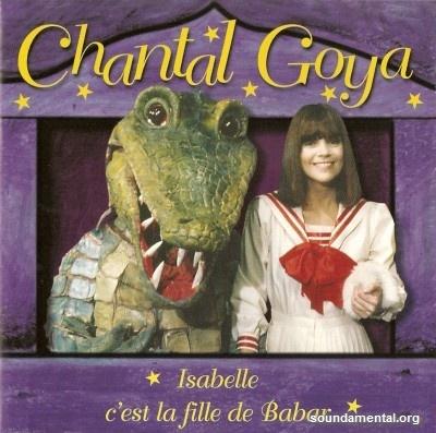 Chantal Goya - Isabelle, c'est la fille de Babar (Collection Chantal Goya Vol. 12) / Copyright Chantal Goya
