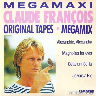 Claude François - Megamaxi / Copyright Claude François