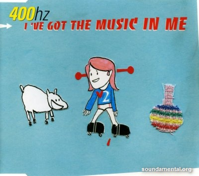 400Hz - I've got the music in me / Copyright 400Hz