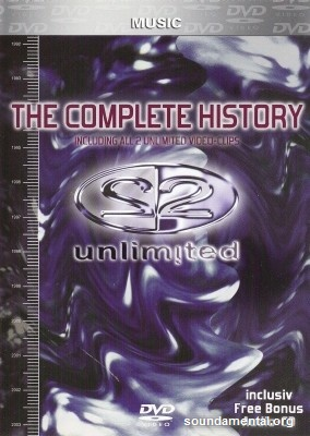 2 Unlimited - The complete history / Copyright 2 Unlimited