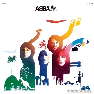ABBA - The album / Copyright ABBA
