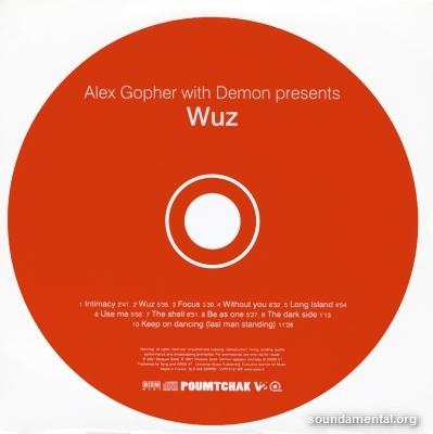Wuz - Wuz / Copyright Wuz