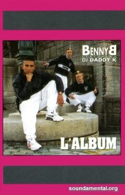 Benny B. - L'album / Copyright Benny B.