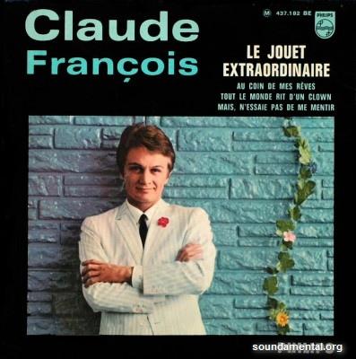 Claude François - Le jouet extraordinaire / Copyright Claude François
