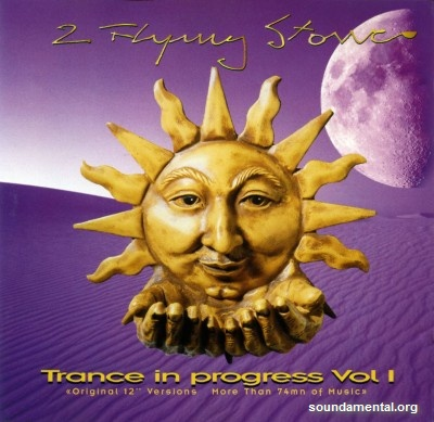 2 Flying Stones - Trance in progress / Copyright 2 Flying Stones