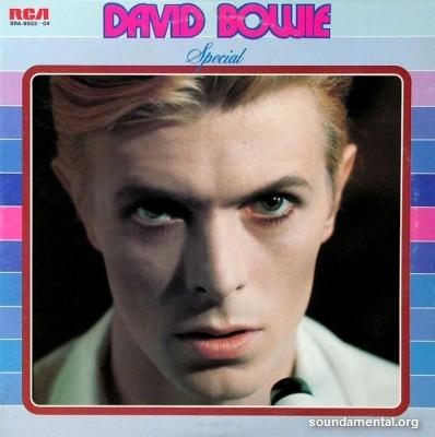 David Bowie - David Bowie special / Copyright David Bowie