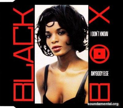 Black Box - I don't know anybody else / Copyright Black Box