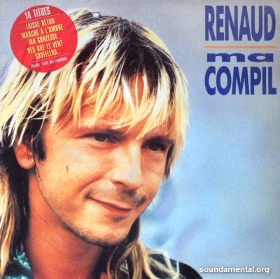 Renaud - Ma compil / Copyright Renaud