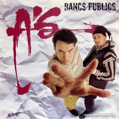 A.S - Bancs publics / Copyright A.S.