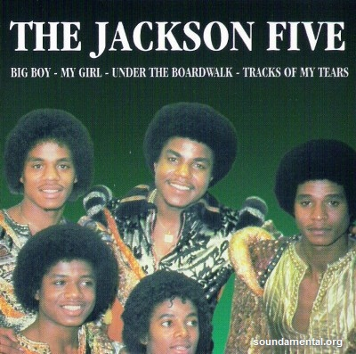 The Jackson Five - The Jackson Five / Copyright The Jackson 5