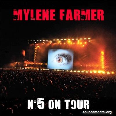 Mylène Farmer - N°5 On Tour / Copyright Mylène Farmer