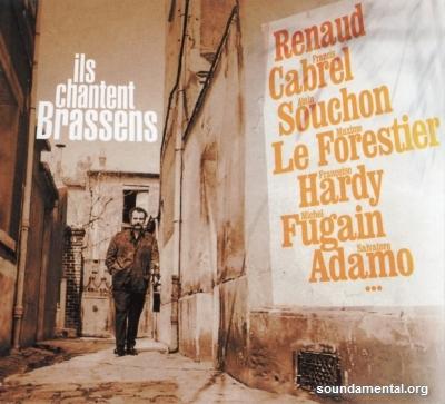 Various Artists - Ils Chantent Brassens / Copyright Wagram Music