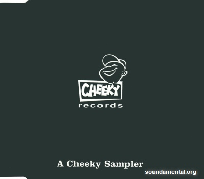 Various Artists - A Cheeky Sampler / Copyright Cheeky Records