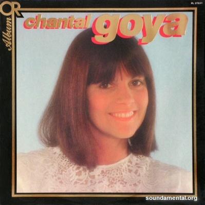 Chantal Goya - Album Or / Copyright Chantal Goya