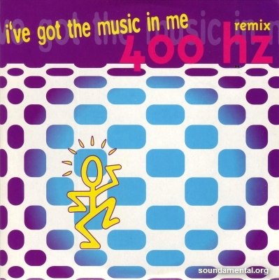 400 Hz - I've got the music in me (Remix) / Copyright 400Hz