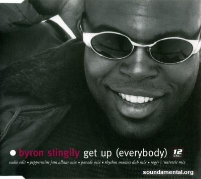 Byron Stingily - Get up (Everybody) / Copyright Byron Stingily