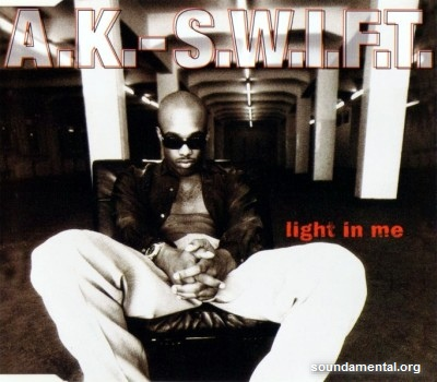 A.K.-S.W.I.F.T. - Light in me / Copyright A.K.-S.W.I.F.T.