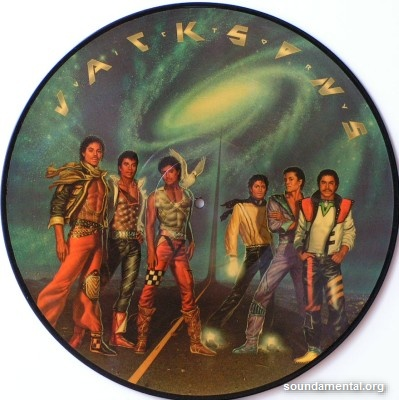 The Jacksons - Victory (Edition limitée) / Copyright The Jacksons