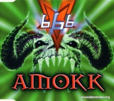 666 - Amokk / Copyright 666