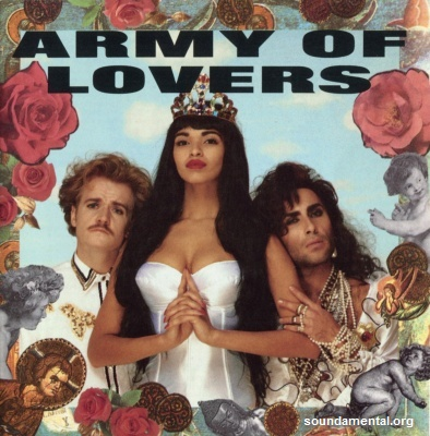 Army Of Lovers - Army Of Lovers / Copyright Army Of Lovers