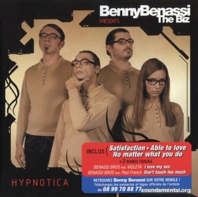 The Biz - Hypnotica / Copyright The Biz