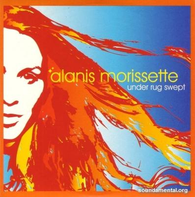 Alanis Morissette - Under rug swept / Copyright Alanis Morissette