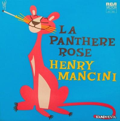 Henry Mancini - La Panthère Rose / Copyright Henry Mancini