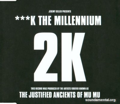 2K - ***k the millenium / Copyright 2K