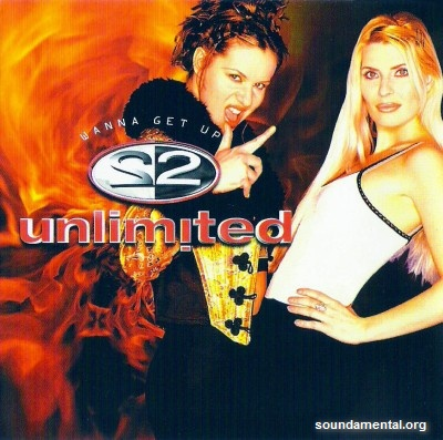 2 Unlimited - Wanna get up / Copyright 2 Unlimited