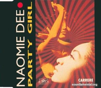 Naomie Dee - Party girl / Copyright Naomie Dee