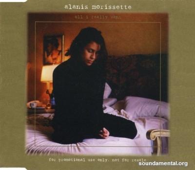 Alanis Morissette - All I really want / Copyright Alanis Morissette